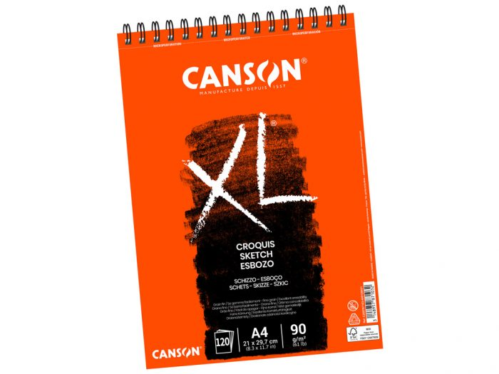 Sketching pad Canson XL Croquis