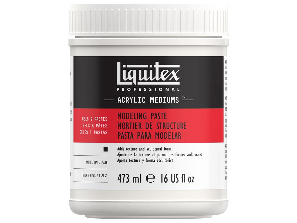 Modelēšanas pasta akrilam Liquitex 473ml