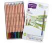 Akvarelinis pieštukas Academy 12vnt. metalinė dėžutė