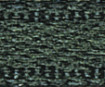 Satīna lente Rayher 10mm 1m 13 dark green