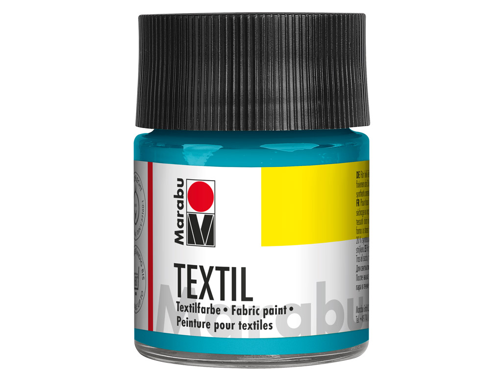 Krāsa tekstilam 50ml 091 caribbean