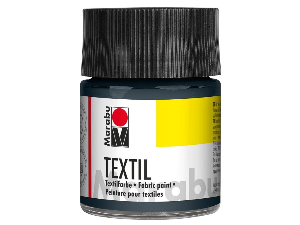 Krāsa tekstilam 50ml 078 grey