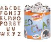 Spaudas Aladine Stampo Minos 26vnt. Letters + pagalvėlė antspaudams juoda