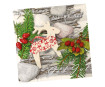 Salvetes 33x33cm 20gab. 3-slāņu Scandinavian Christmas