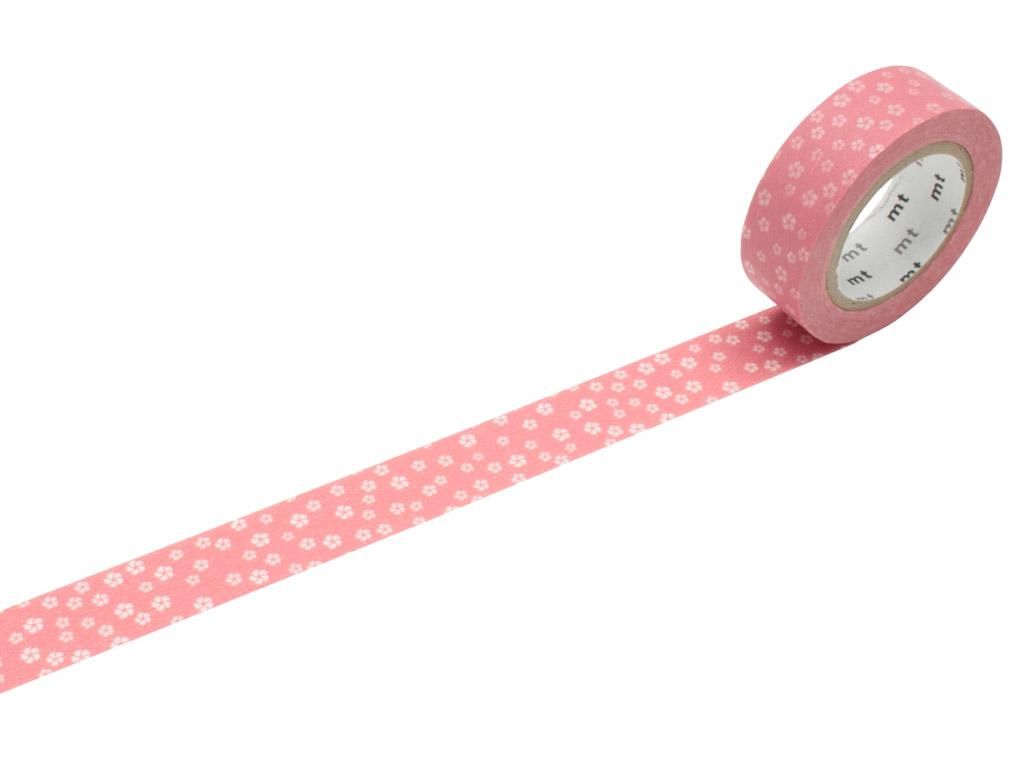 Masking tape mt wamon 15mmx10m nejiriume haru