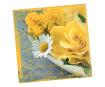 Salvetes 33x33cm 20gab. 3-slāņu Flowers of Summer