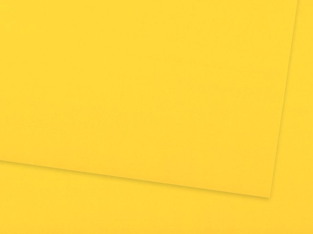 Kartong Ursus 70x100cm/300g 15 sun yellow