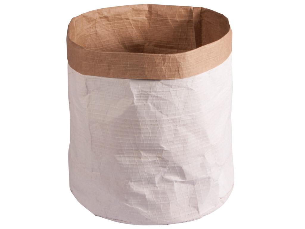 Papīra maiss Rayher ar apaļu pamatni d=40cm h=44cm