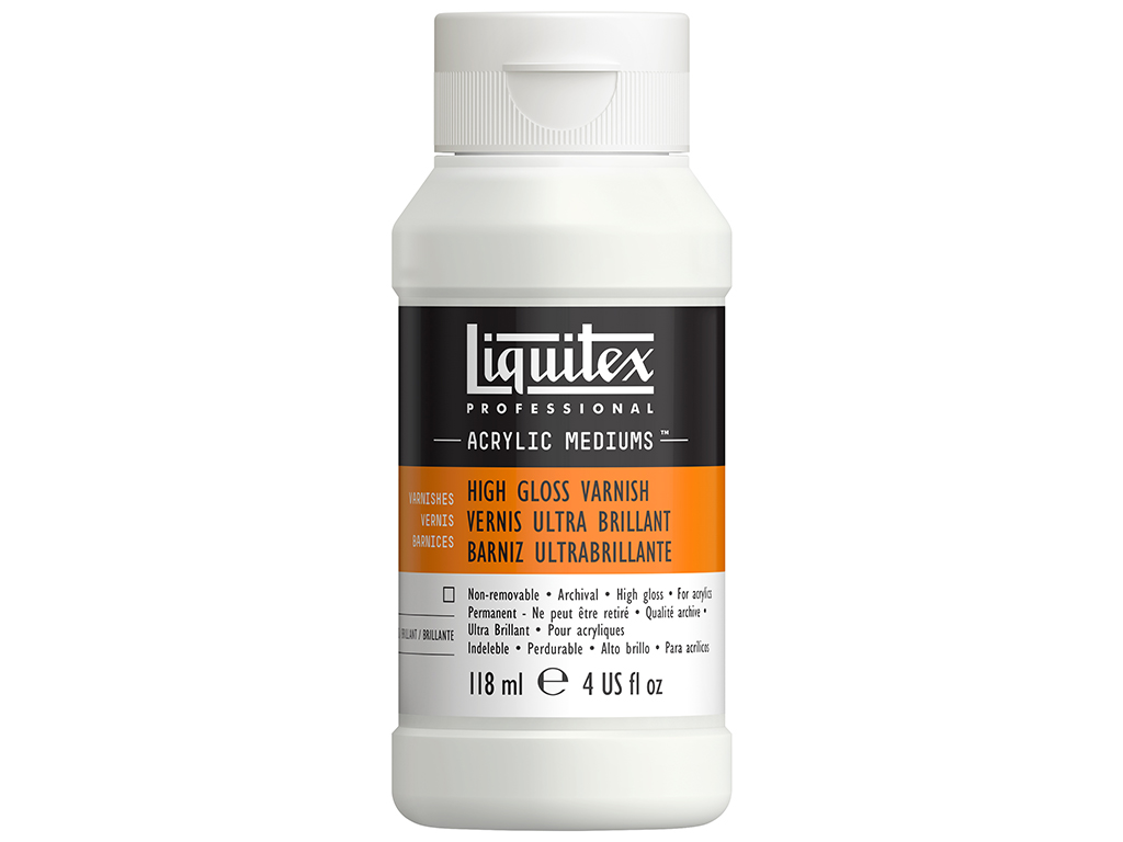 Laka akrilam Liquitex 118ml high gloss