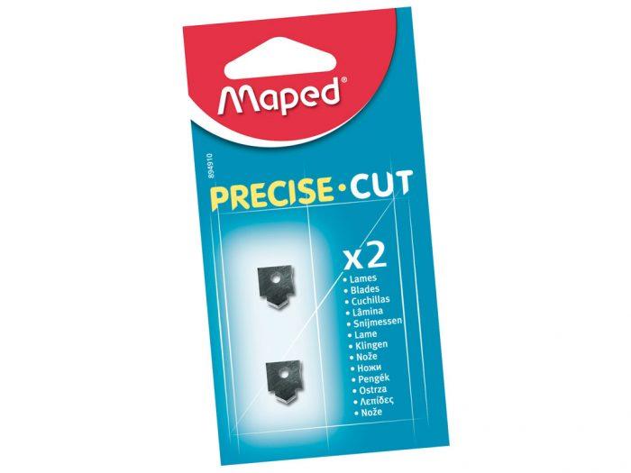 Papīra griezēja Maped Precise Cut rezerves naži