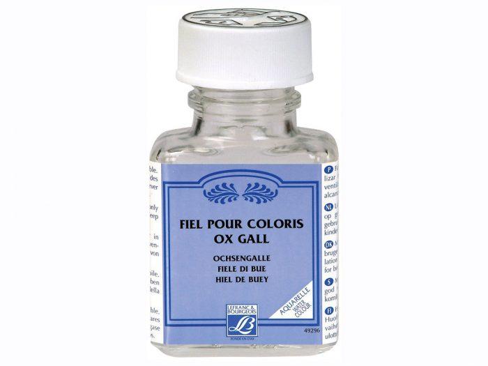 Akvareļu krāsu mēdijs L&B Ox Gall