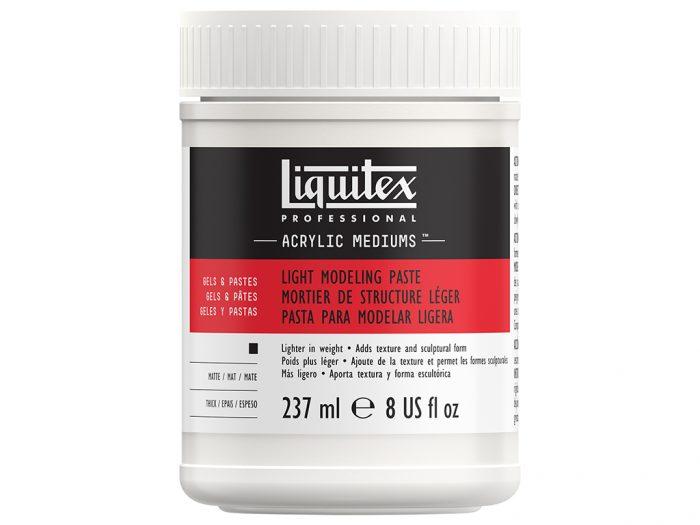 Modelēšanas pasta akrilam Liquitex Light