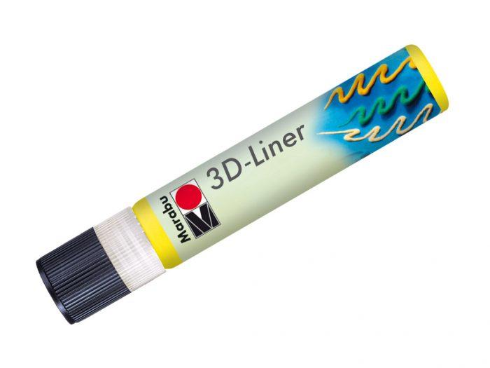 3D liner Marabu 25ml - 1/4