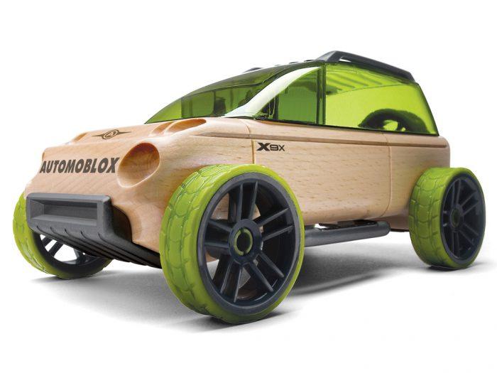 Rotaļu auto Automoblox Mini X9-X sport utility
