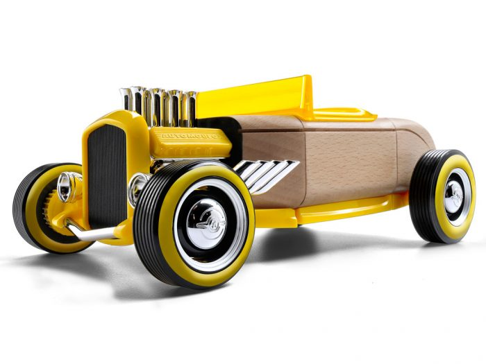 Rotaļu auto Automoblox Mini HR-2 hotrod roadster