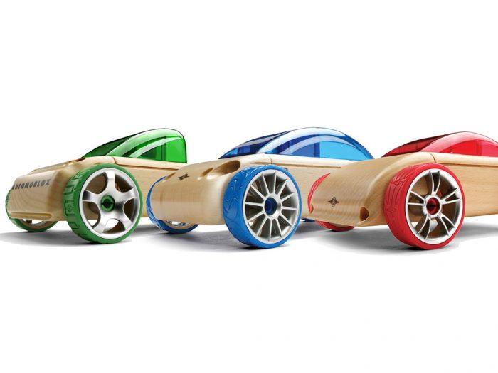 Rotaļu auto Automoblox Mini komplekts S9/C9/T9