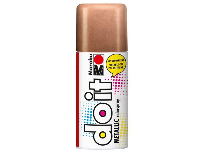 Krāsa aerosolā Marabu do it Metallic 150ml - 1/4