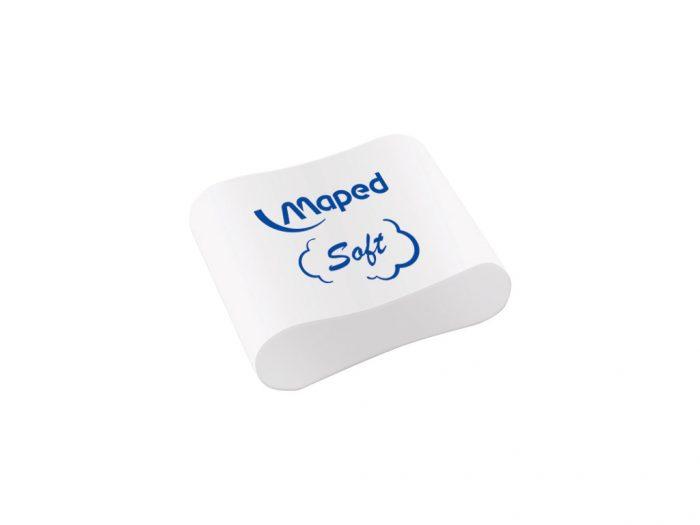 Dzēšgumija Maped Essentials Soft Medium