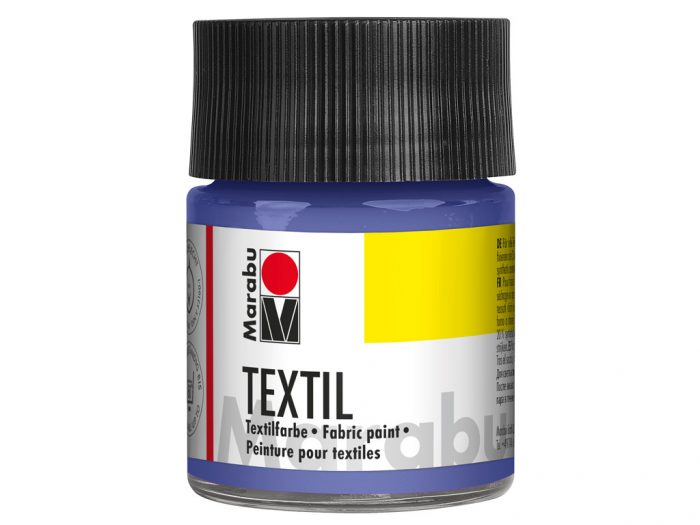 Krāsa tekstilam Marabu Textil 50ml - 1/6