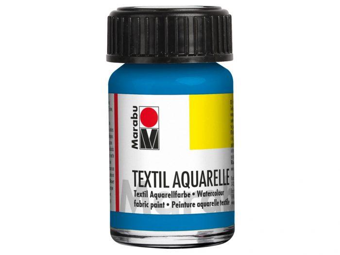 Krāsa tekstilam Marabu Textil Aquarelle 15ml - 1/6