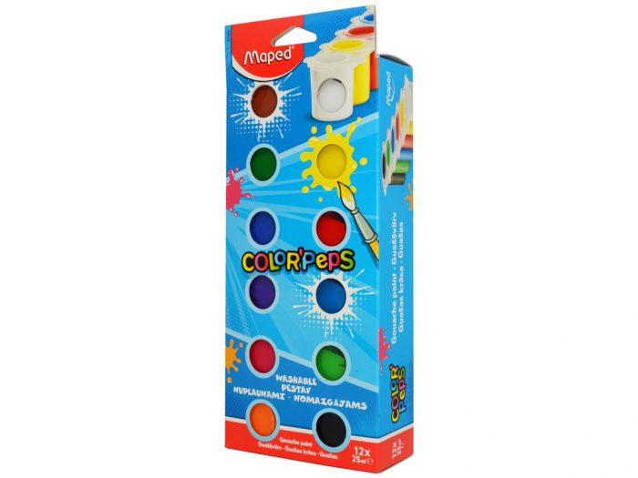 Gouache Maped Color'Peps - 1/2