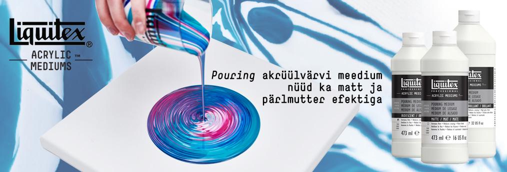 Liquitex Pouring