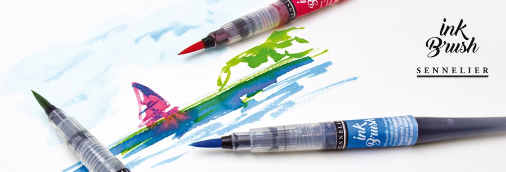 Sennelier Ink Brush
